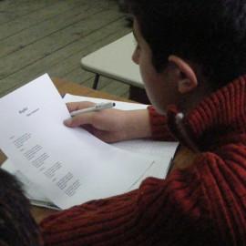 Simulare evaluare nationala la clasa a VIII
